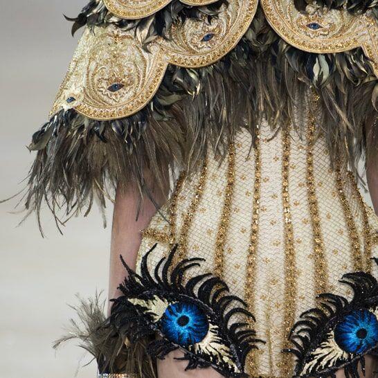 LAURASTAR現身於2019年巴黎時裝週 國際知名設計師-郭培時尚大秀